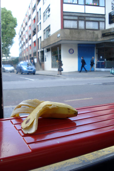 еще банан